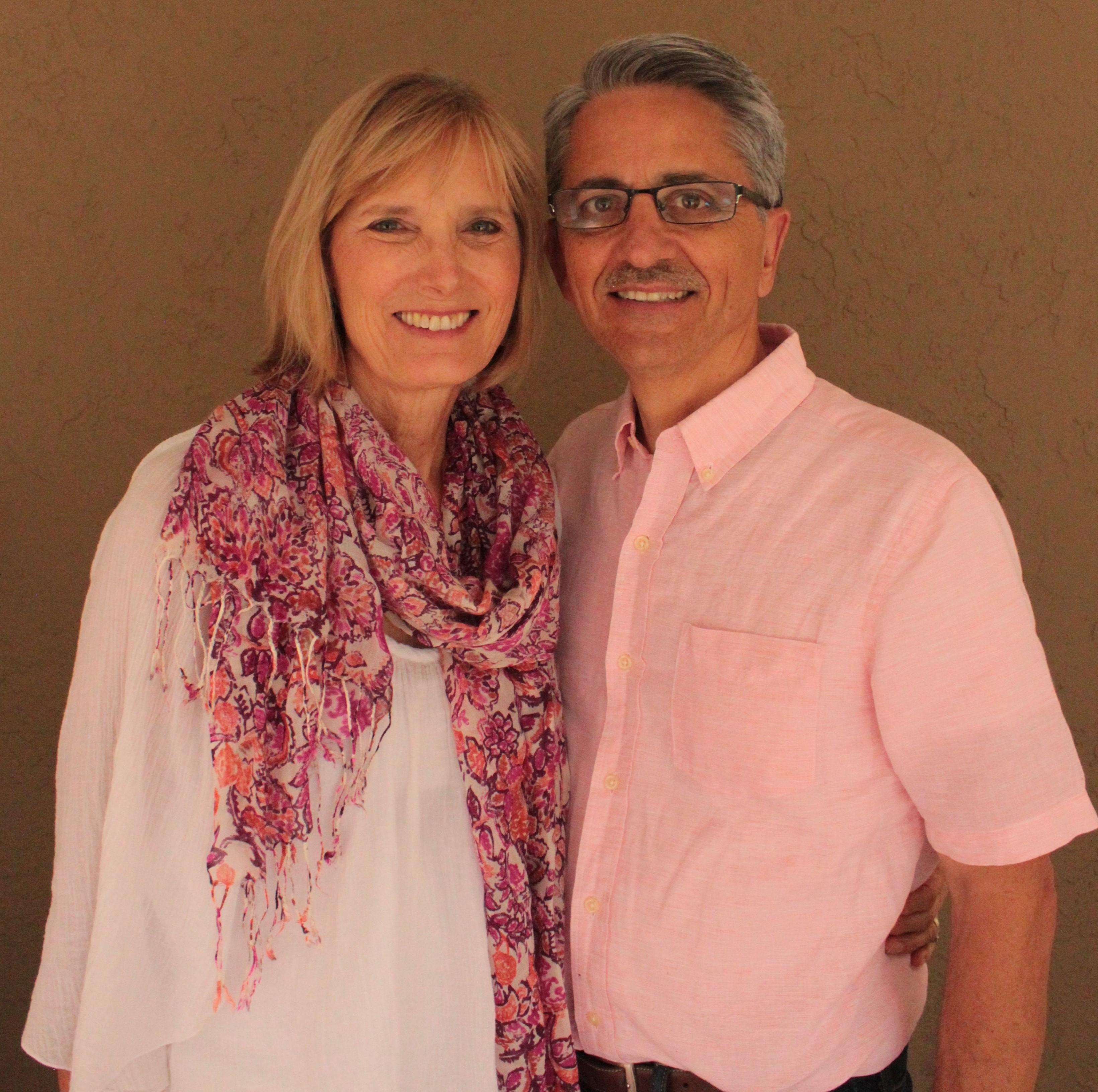 Dan and Cathy Groff